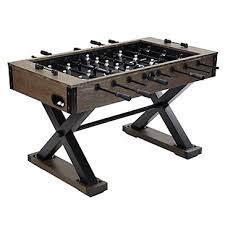 space needed for foosball table hendrix foosball table games toys decor z gallerie