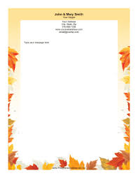 free printable stationery personalized stationery