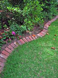 plastic garden edging ideas brick how to keep grass out of a garden hgtv
