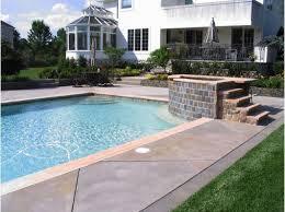 Concrete Pool Designs Ideas 23 Best Pools Images On Pinterest Backyard Ideas Concrete Pool