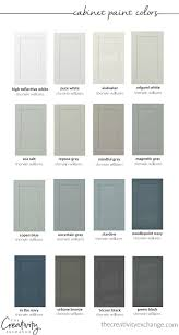 sherwin williams brown kitchen cabinets 30 beautiful cabinet paint colors for kitchens and baths