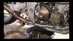 1998 zx9 kawasaki tear down part 2 youtube