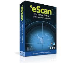 escan corporate antivirus for citrix servers network data