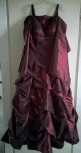 magic nights brautkleid brautkleid hochzeitskleid gr 38 40 magic nights rot neuw in