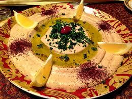 cuisine appetizer baba ghanoush lebanese eggplant appetizer