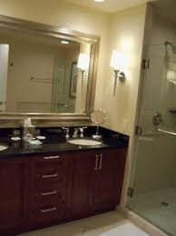 2 Sink Bathroom Vanity 2 Sink Bathroom Vanity With Glass Shower Picture Of Signature At
