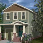 zero lot line house plan home style pinterest house plans 56547