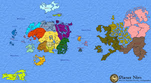Where I Ve Been Map Elder Scrolls Entire Map Gaming