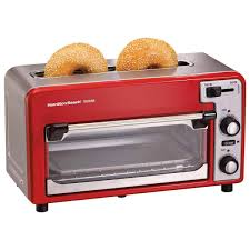 Commercial Sandwich Toaster Oven Hamilton Beach Ensemble Toastation Toaster Oven 22722
