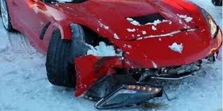 corvette stingray tires 2014 corvette stingray wrecked in the gm authority