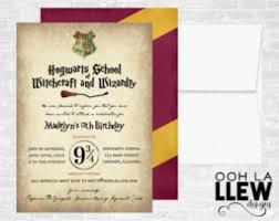 harry potter party invitations which perfect for you thewhipper com
