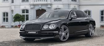 customized bentley new for the bentley flying spur customization startech refinement