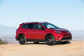 toyota new suv car average new car fuel economy keeps falling as suvs surge