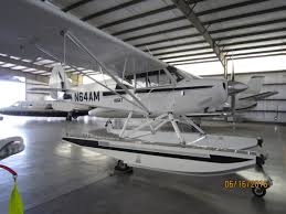 sold u2013 1997 aviat husky a 1 amphibious wipaire inc