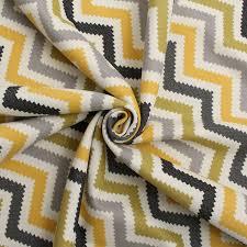 Curtain Upholstery Fabrics Aztec Chevron Zig Zag Stripe Woven Sofa Cushion Curtain Upholstery