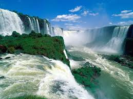 landscapes nature waterfalls in brazil hd youtube