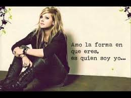 avril lavigne wish you were here subtitulado al español spanish