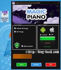 iap apk magic piano by hack unlock songs vip songs android apk mod