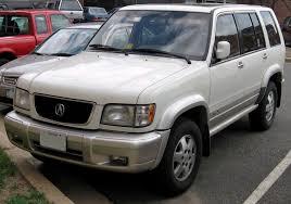 acura jeep 2010 1999 acura slx information and photos zombiedrive