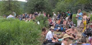hippies still finding peace in rainbow family gathering