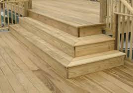 deck stairways