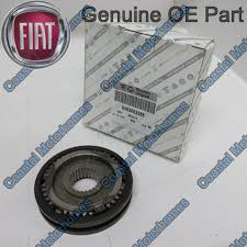 fiat ducato peugeot boxer citroen relay 5th gear synchronisation