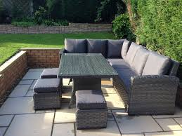 Outdoor Rattan Corner Sofa Furniture For Modern Living Furniture For Modern Living