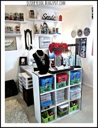 Storage Ideas For Craft Room - craft room office and closet in one hometalk