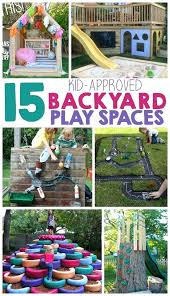 Backyard Play Area Ideas Outdoor Play Yard For Toddlers Backyard Play Space Ideas For