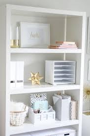 Trendy Desk Accessories by Best 25 White Desk Office Ideas Only On Pinterest White Office