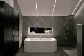 led lights in bathrooms with bathroom light fixtures lighting