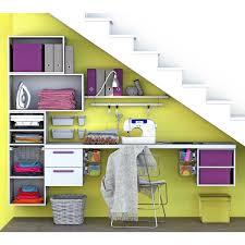 claustra bureau amovible bureau spaceo home blanc leroy merlin