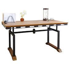 southern enterprises writing desk industrial writing desk living industrial writing desk southern