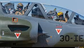 siege ejectable 642 air dassault mirage 2000d at zaragoza photo