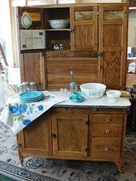 Kitchen Maid Hoosier Cabinet Amazing Of Vintage Kitchen Cabinet Pertaining To House Decorating