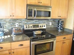 Easy Backsplash For Kitchen by Diy Kitchen Backsplash On A Budget Stainless Steel Moen Faucet