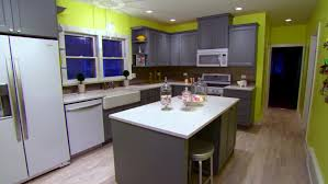Under Kitchen Cabinet Tv Kitchen Crashers Diy