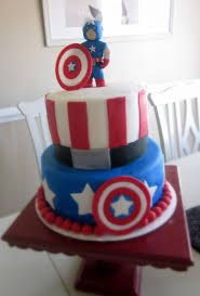 captain america cake topper captain america cakes decoration ideas birthday cakes