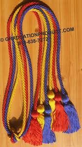 honor cords royal blue and gold graduation honor cords 4 25