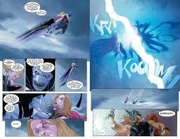 blue marvel vs thor read op battles comic vine
