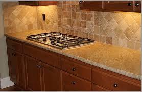 kitchen backsplash ideas with oak cabinets brilliant delightful kitchen backsplash with oak cabinets ceramic