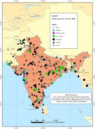 Map Of South Asia by Mapping Highly Cost Effective Carbon Capture And Storage