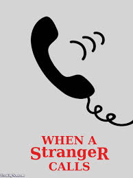 When A Stranger Calls by Funny Strangers Pictures Freaking News