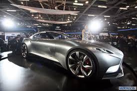 hyundai supercar concept hyundai hnd 9 venace concept at 2014 auto expo images and details