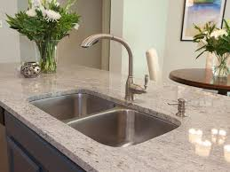 inexpensive kitchen faucets kitchen single handle pull kitchen faucet white granite