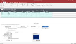 database template hr employee database template