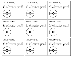 free printable pokémon valentine cards paper trail design