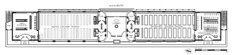 Tenement Floor Plan by Revisiting The 11 Pools Whose Gala Openings Defined 1936 Curbed Ny