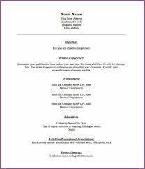 blank resume template blank resume templates pdf simple cv template cv template