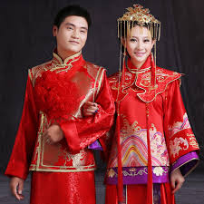 Chinese Wedding Dress Aliexpress Com Buy Men Chinese Style Ancient Costume Groom Tunic